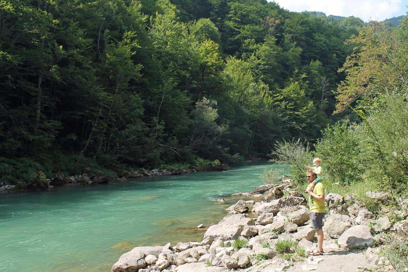 tara rivier montengro