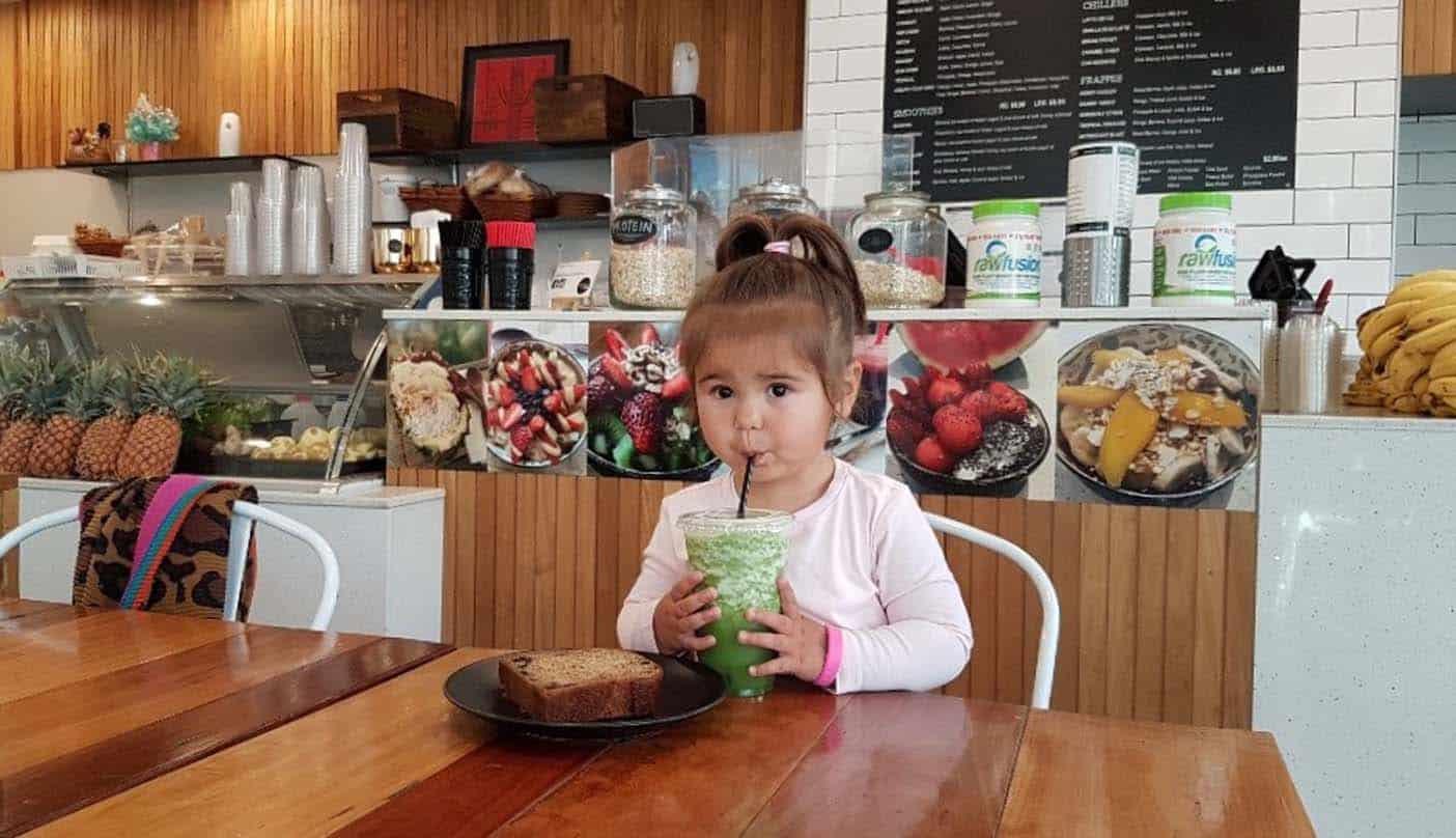 Restaurant in australie met kinderen